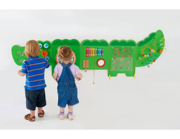 Wall Toy - Crocodile (18m+)