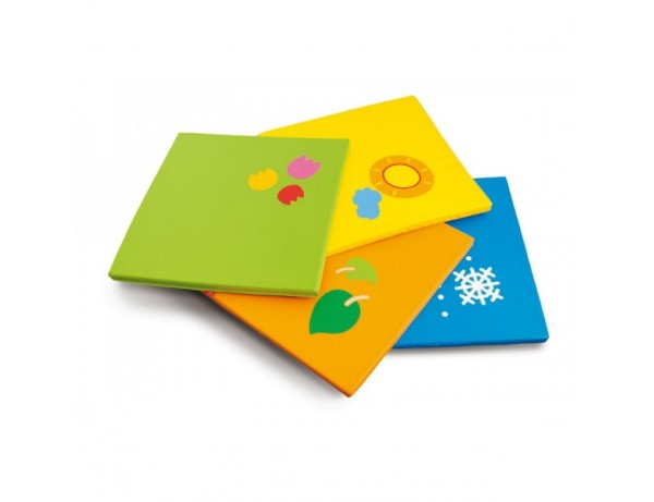 Four Seasons Mat Set of 4