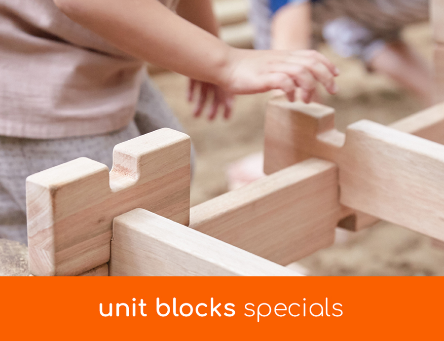 Unit Blocks Specials