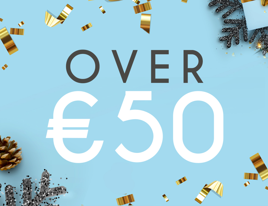 Xmas Over €50