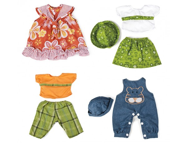 Dolls Clothes (38cm Bundle)