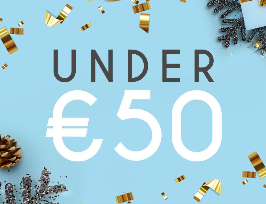 Xmas Under €50