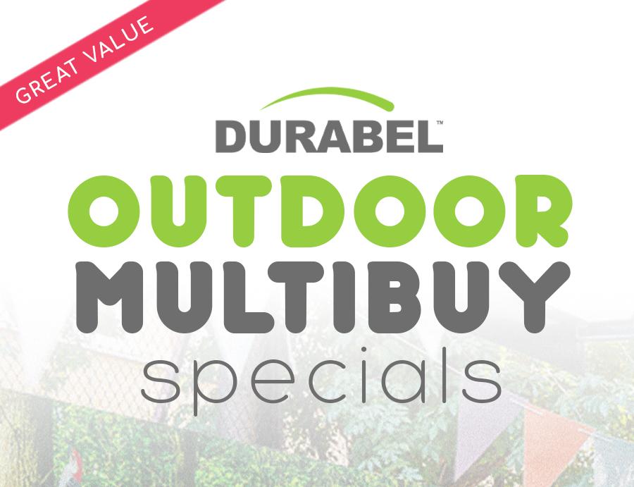 Outdoor Multibuy Specials