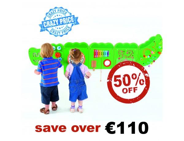 Wall Toy - Crocodile (18m+)
