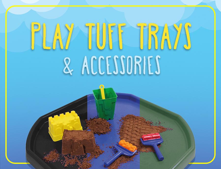 Tuff Trays & Accessories