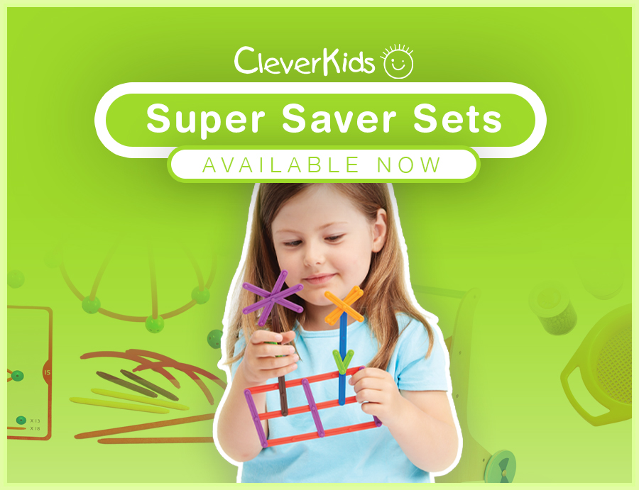 Cleverkids Super Saver Sets