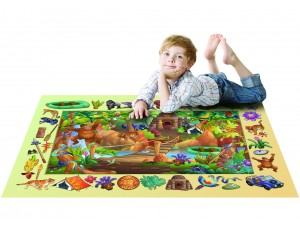 Playmat - Discoveries - Jungle