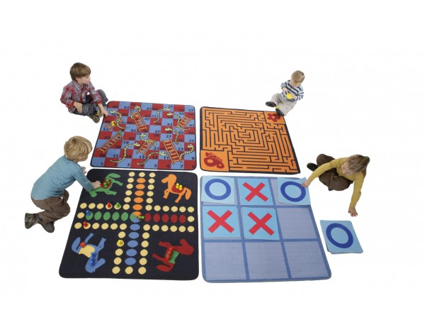 Set of 4 Giant Classic Games
