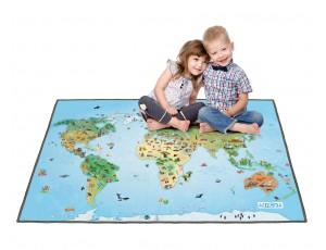 Around the World Mat