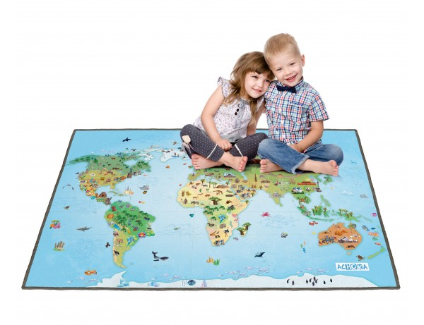 Around the World Mat