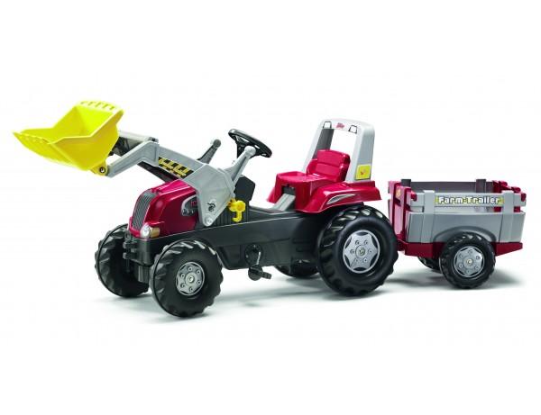 Rolly Junior Tractor & Trailer