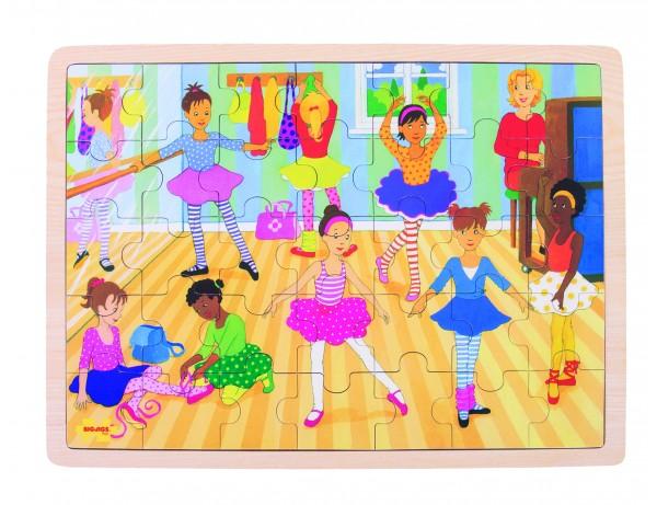 Ballet Tray Puzzle (35 Pieces)