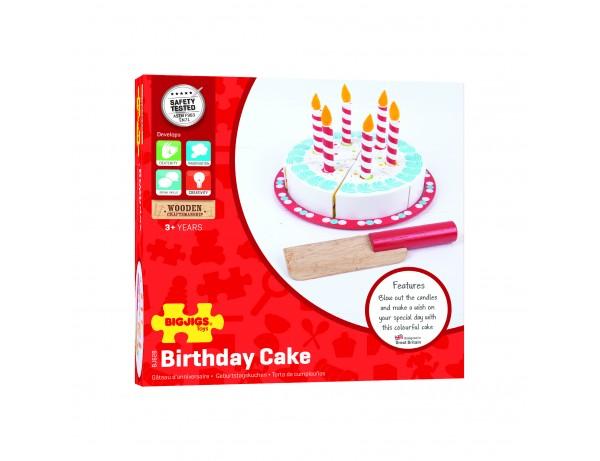 Slicing Birthday Cake