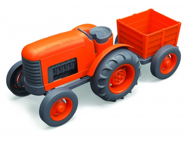 Tractor - Orange
