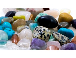 Small Gemstones Mix (250g)
