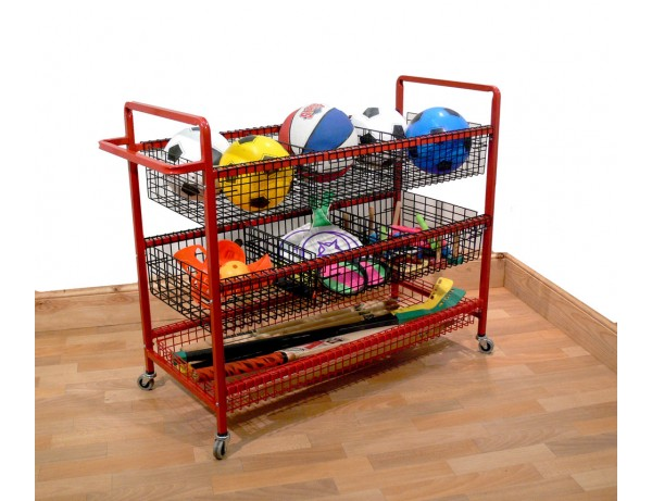 PE Storage Trolley
