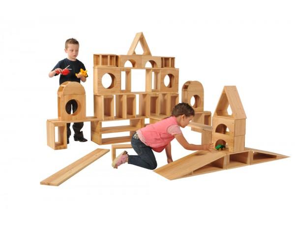 Hollow blocks - 40 Pieces