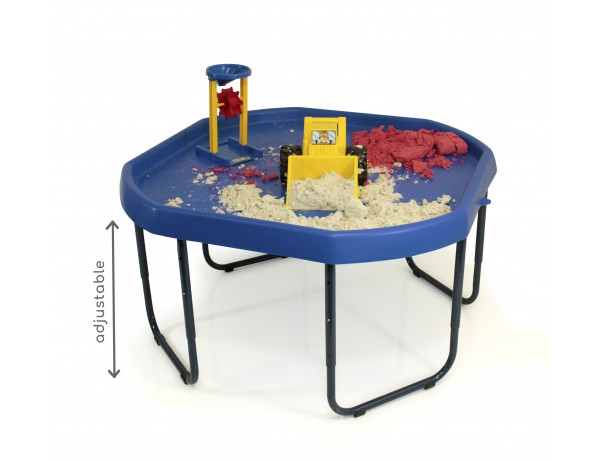 Tuff Tray and Height Adjustable Stand