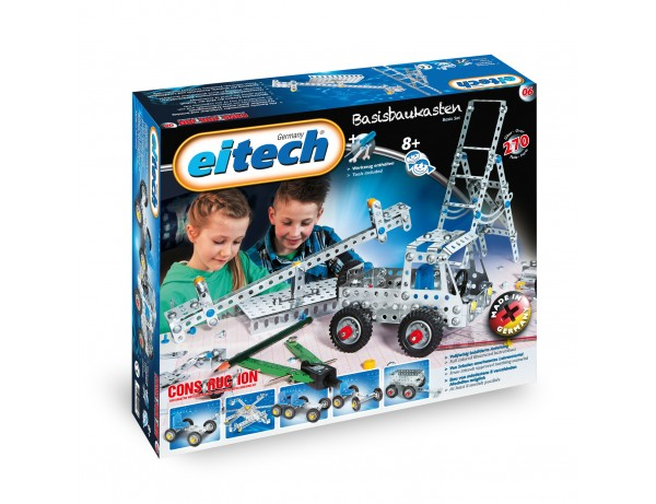 Eitech Basic Set - 270 Pcs.