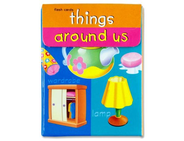 Flash Cards-Things Around Us