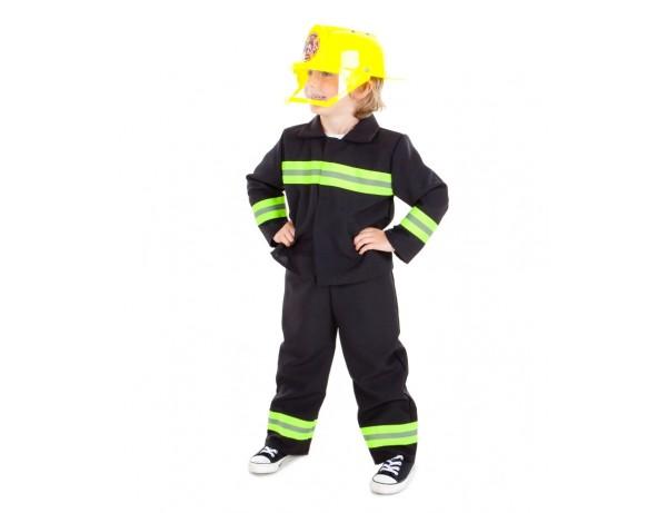 Kids Fireman Costume - 5 - 7 Years