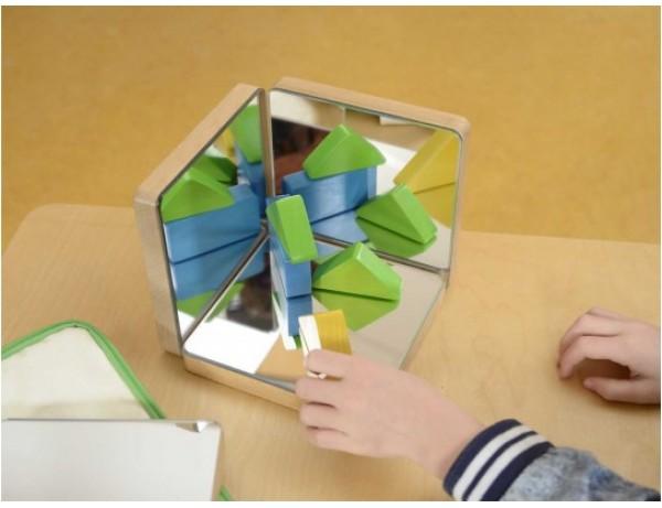 Mirror Set 4 Piece