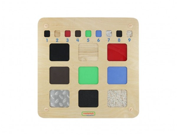 Wall Elements -Tactile Training Board (Board B)