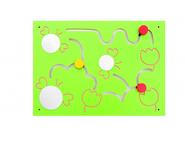 Bees Manipulative Board with Mirrors