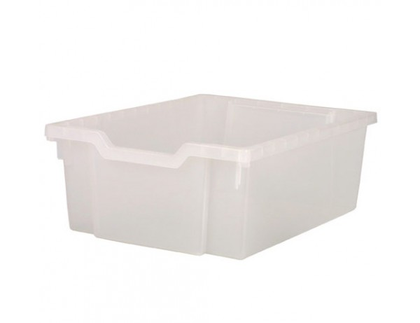 Medium Storage Premium Bin - CLEAR