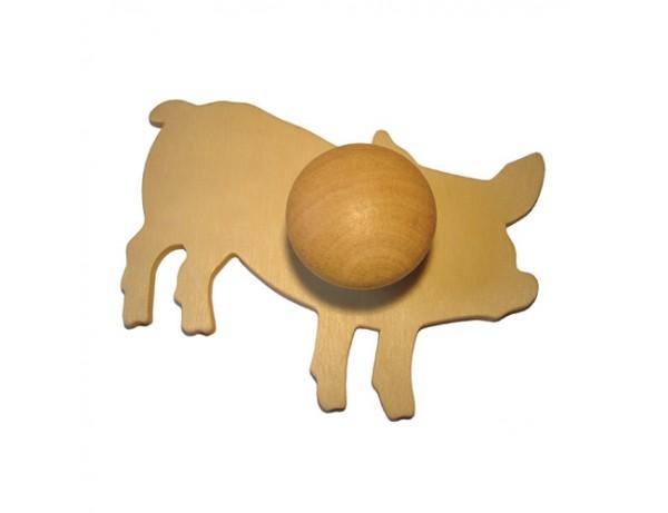 Farm Animal Templates - Set of 9