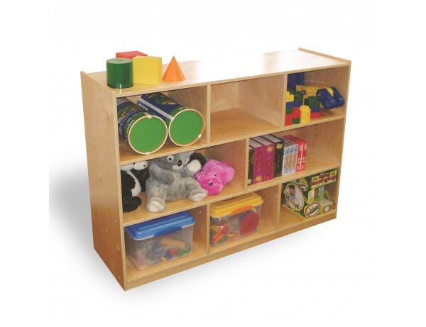 8 Cubby Storage