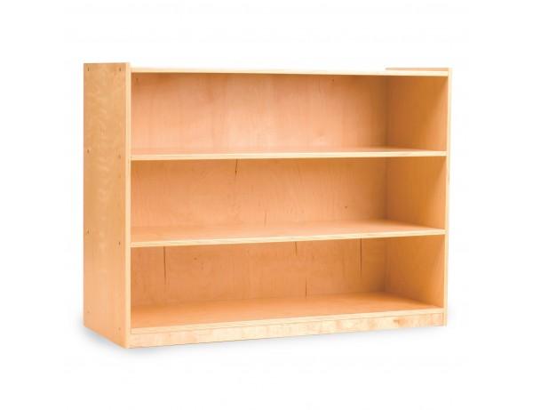3 Shelf Unit - 91 cm Height Preschool/Afterschool