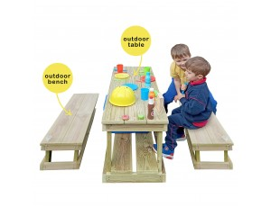 Chunky Outdoor Play Range Set 1
