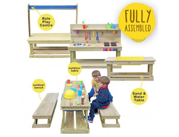 Chunky Outdoor Play Range Set 3