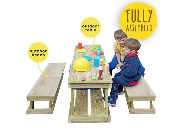 Chunky Outdoor Play Range Set 1