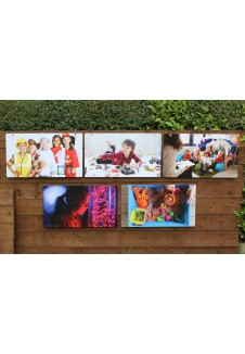 Indoor/Outdoor Learning Boards - Areas Of Interest (Set of 5)
