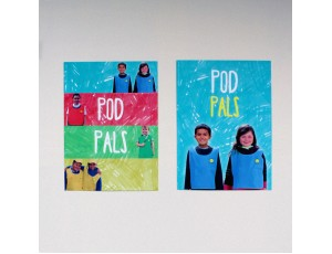 A2 Wall Posters - Pod Pals (Set of 2)