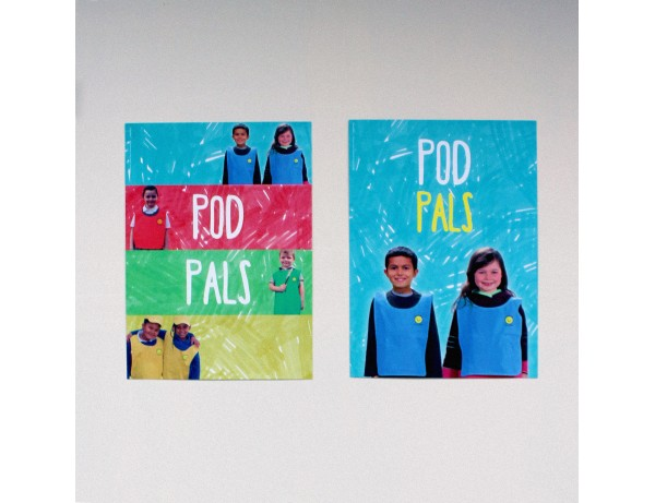 A2 Wall Posters - Pod Pals (Set of 2)