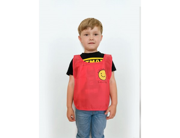 Tabards - One size (Red)