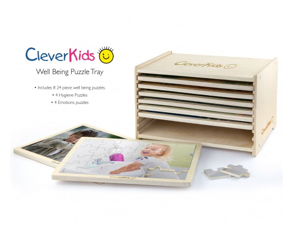 Well Being Puzzle Tray (Pre-order)