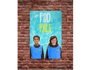 Wall Posters - Pod Pals - A2 (Set of 2)
