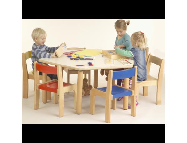 Premium Hexagonal Table