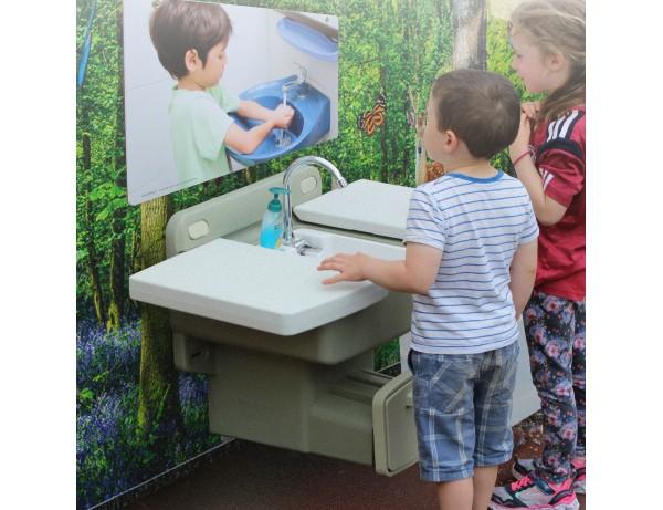Cleverkids Outdoor Easy Sink