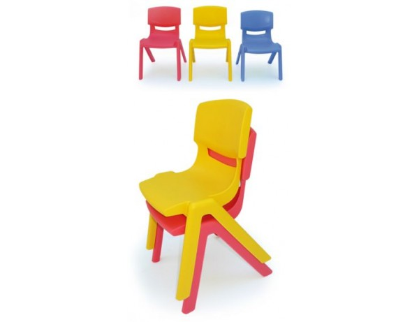 Rainbow Easy Stack Chair