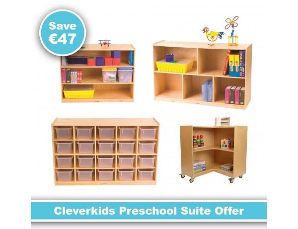 Cleverkids Preschool Suite Offer