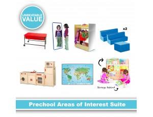 Preschool Areas of Interest Suite