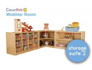 Wobbler Trio Storage Deal 2 - 61cm