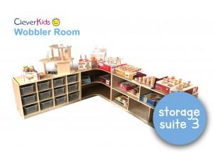 Wobbler Trio Storage Deal 3 - 61cm