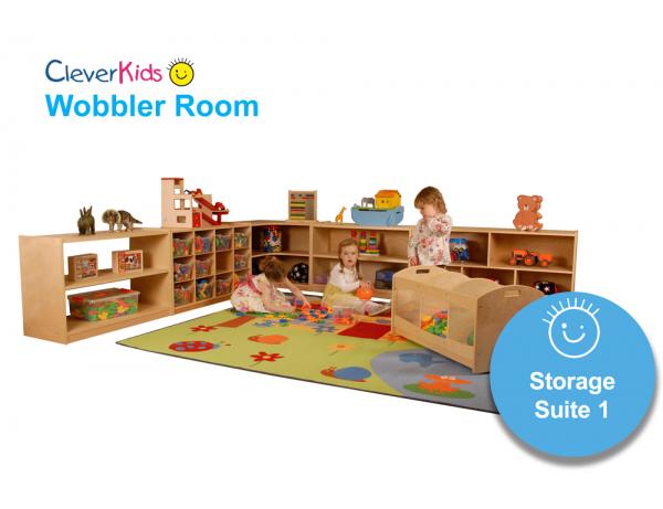 Wobbler Room, Full Storage Deal 1