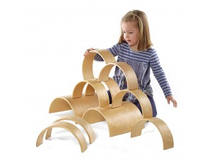 Arches and Tunnels (Set of 17)